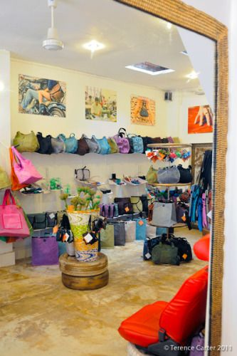 Smateria. Shopping in Siem Reap, Cambodia.