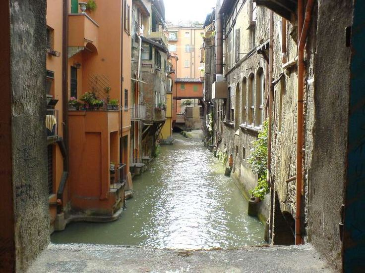 Bologna - Canale sul Reno