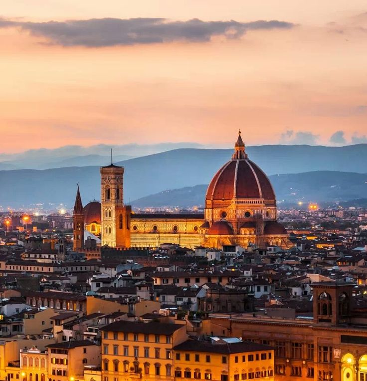 FLORENCE ITALY it is this beautiful!