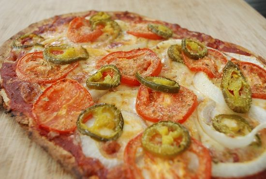Flatout Thin Crust Pizza Recipe - 8 Points + - LaaLoosh