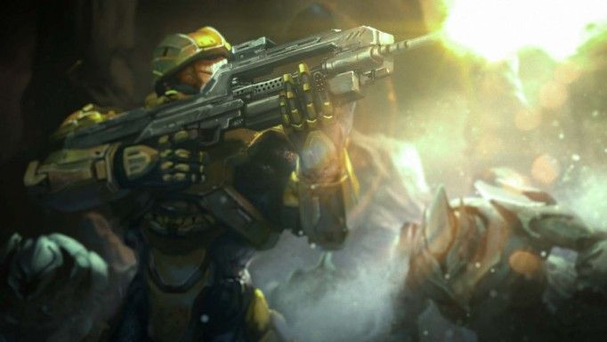 Halo: Spartan Assault on sale today through the 9th for $1.99