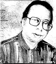 Rahul Dev Burman (27 June 1939 – 4 January 1994) was an Indian film score composer, who is considered one of the seminal music directors of the Indian film industry. Nicknamed Pancham da, he was the only son of the noted composer Sachin Dev Burman.