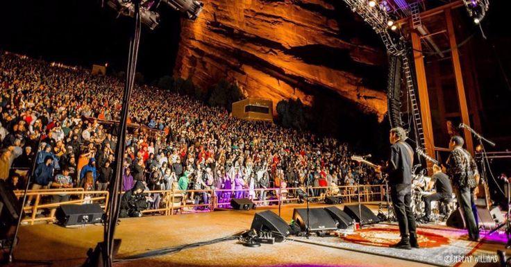Instant Classic: Listen to Oteil Burbridge & Joe Russo's Almost Dead Crush Red Rocks - 8/31/2017 Full Show AUD
