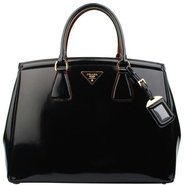 A classic black purse by Prada! - designer purses for sale, buy ladies purse online, shopping purses *ad