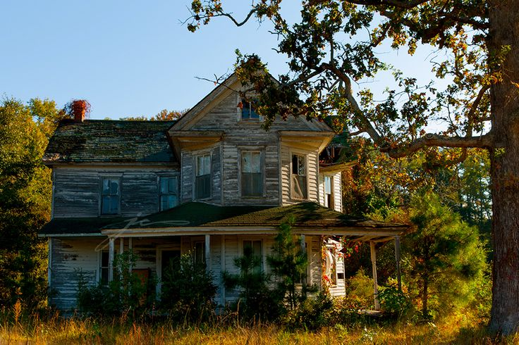 Abandoned homes I have photographed