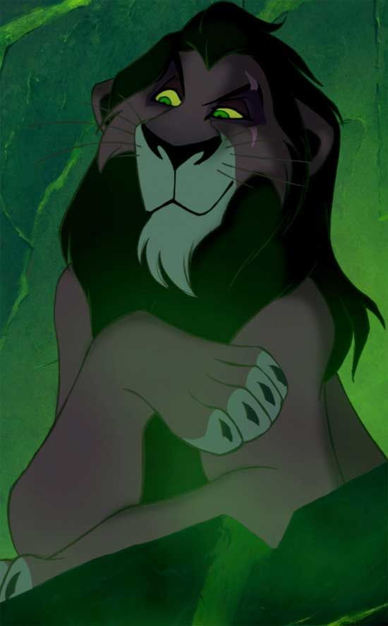 disney animals human scar the lion king