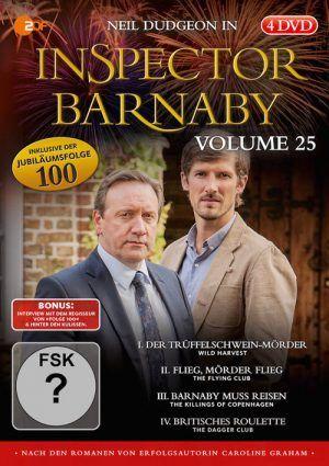 Inspector Barnaby - Volume 25 4/5 Sterne