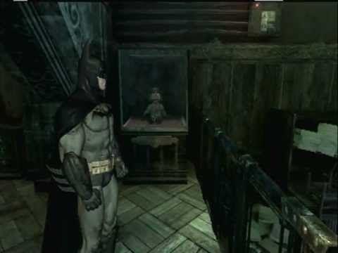 Batman: Arkham Asylum - Riddles: Scarface (+playlist)