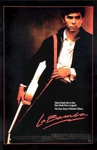 La Bamba Luis Valdez Ritchie Valens Lou Diamond Phillips Esai Morales Rosanna DeSoto 22x28 Movie Poster Print Rare by Mypostergallery, http://www.amazon.com/dp/B009G3KIDQ/ref=cm_sw_r_pi_dp_zzPIrb0A34MA9