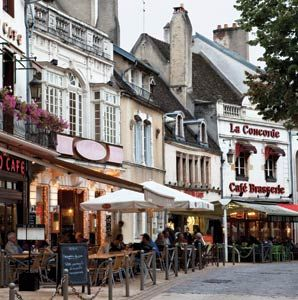 Burgundy, France  My favorite girls @Shana Wernow Murraywolf, @Erin B Byrne, and Keila Meginnis are going to have the best semester there and I can't wait until Spring '13