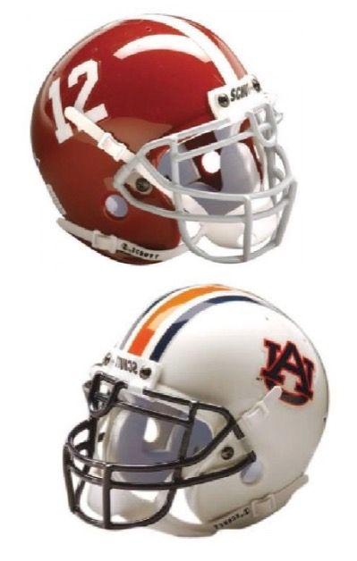 Iron Bowl - Alabama vs Auburn