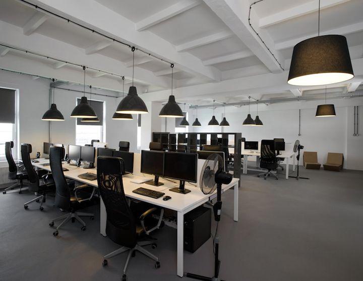 Pride And Glory Interactive head office by Morpho Studio, Krakow – Poland