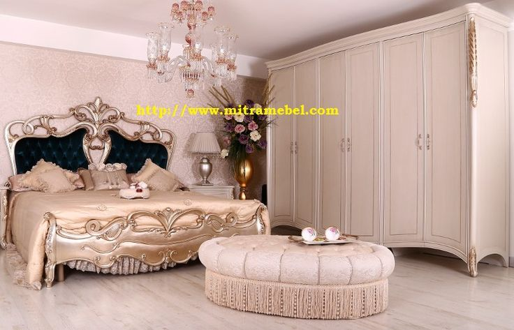 Set Kamar Tidur Mewah Avanti merupakan salah satu produk furniture unggulan dengan model set kamar terbaru dari bahan berkualitas serta kemewahan yang berkelas