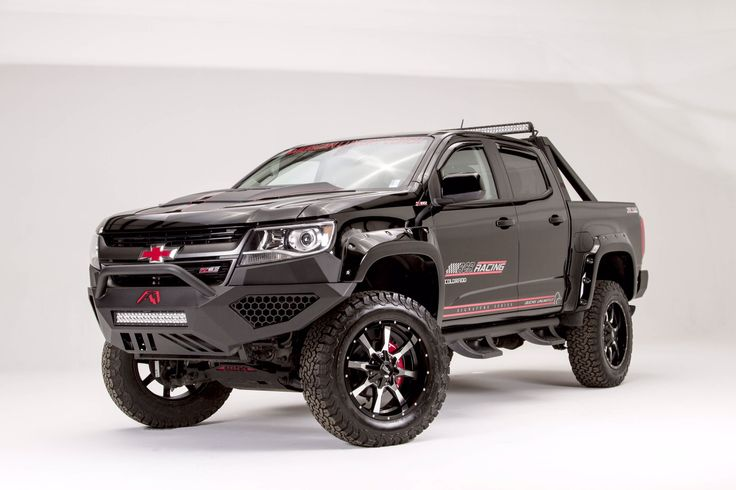 Fab Fours led bumper - 2016 Chevy Colorado
