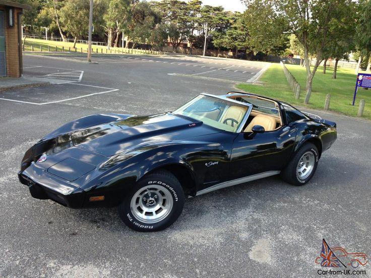 Corvette Stingray 1976  Photo
