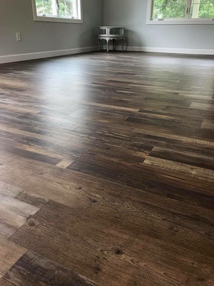 Urban Loft Ash Engineered Vinyl Plank From Lumber