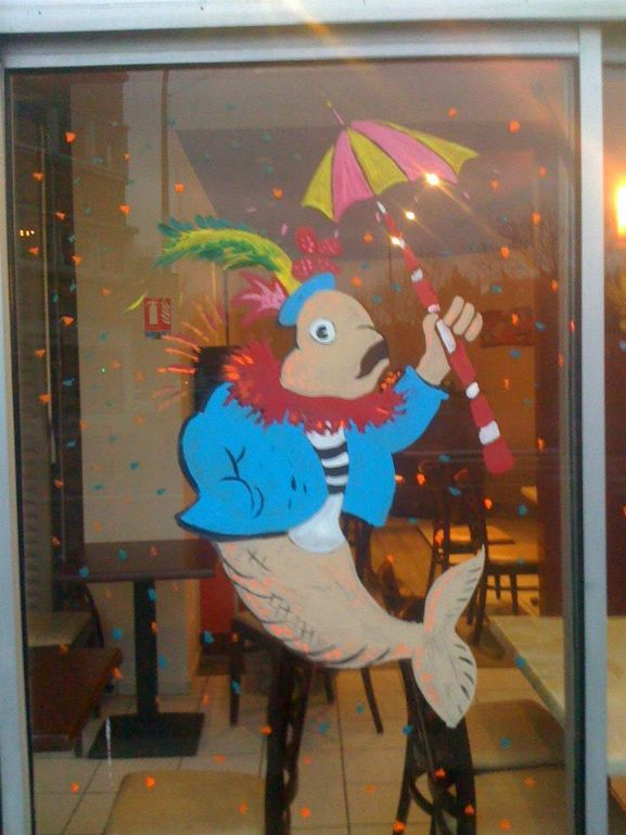 Découvrez en photos nos peintures sur vitrine peinture vitrine acrylique décoration art dunkerque bergues petite synthe rosendaël malo les bains