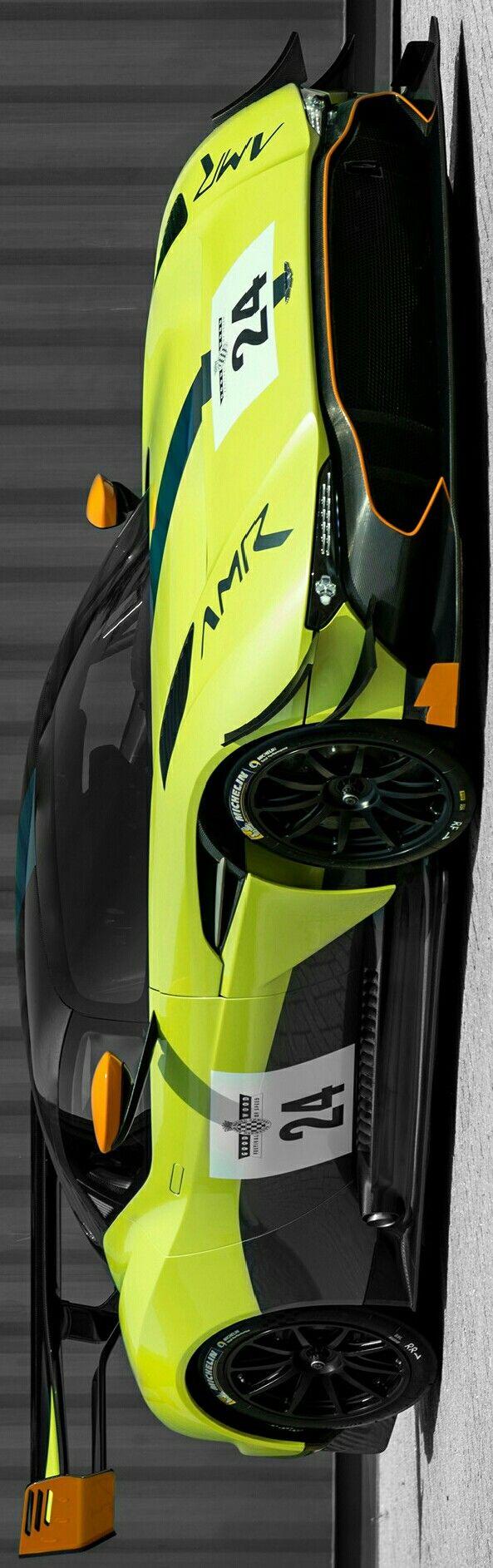2017 Aston Martin Vulcan AMR Pro by Levon