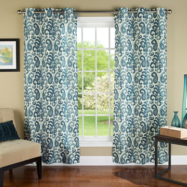 20 Best Window Treatments Images On Pinterest  Sheet Curtains Interesting Window Curtains For Dining Room Inspiration Design