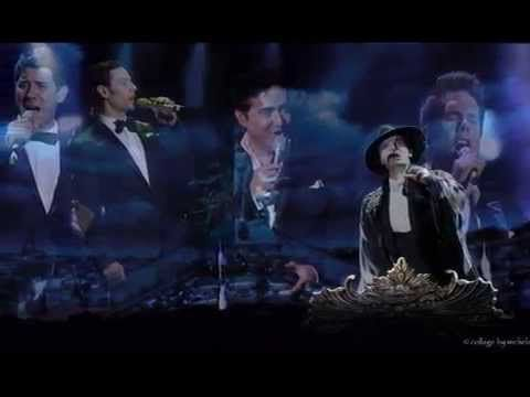 Il Divo the Phantom of the Opera All I Ask Of You Il Divo always & everlasting Michele Heger, Christin Dita, Maria Antunes Production by Maria Antunes