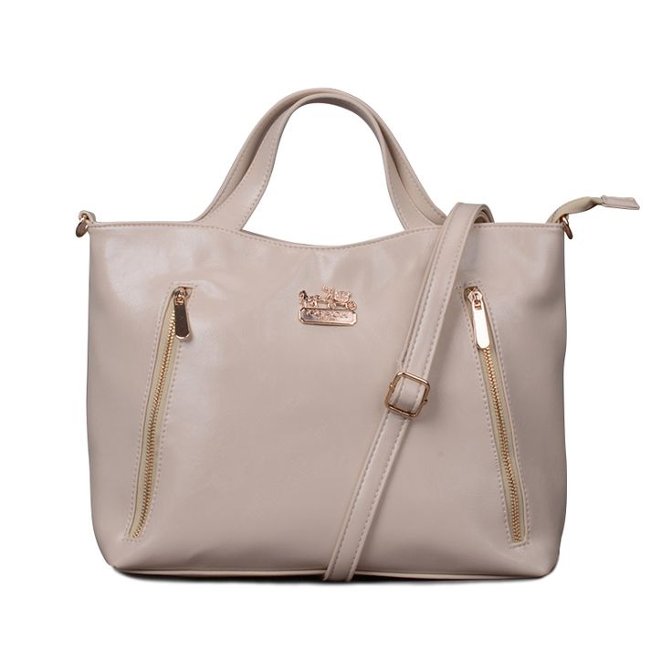Without Coach Toaster In Saffiano Medium White Satchels Ekr The World Fashion Luxury