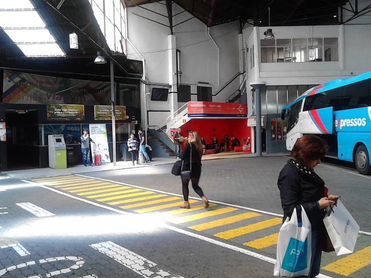 Bus Station,Rodoviario,Garagem,Atlantico,Rede Expressos