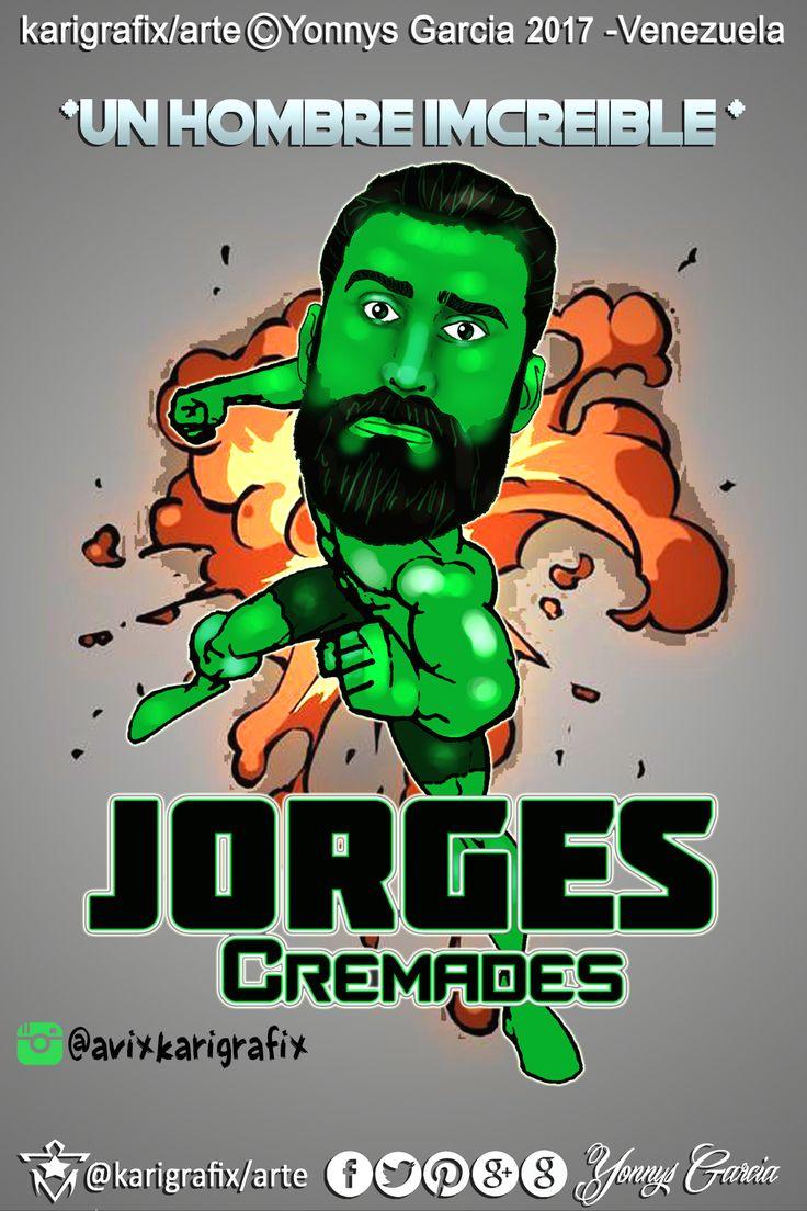 Jorges Cremades karigrafix/arte