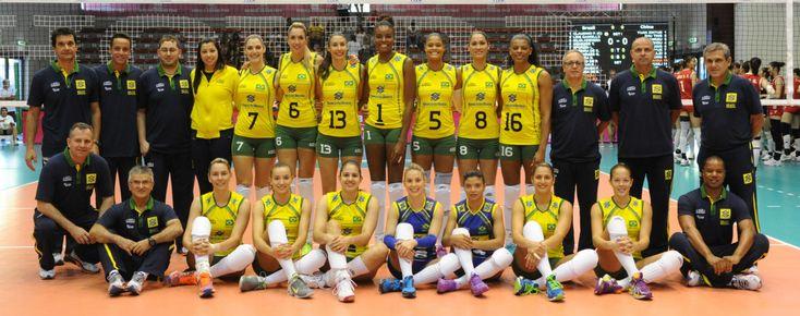 Papo de Esquinas: Mundial da seleção brasileira de vôlei feminino 20...