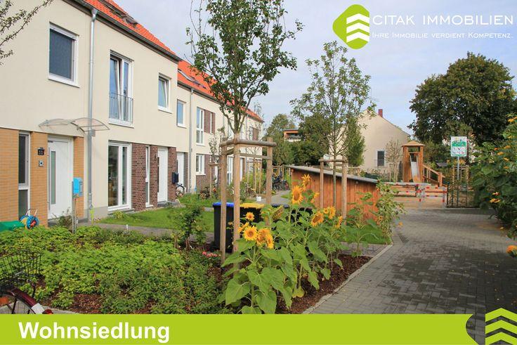 Wohnsiedlung in Köln-Bilderstöckchen.