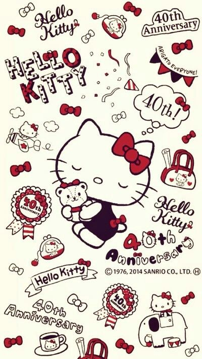hula hello kitty coloring pages-#23