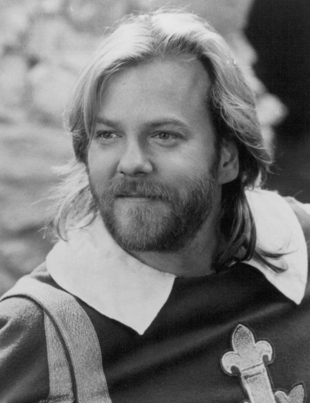 Kiefer Sutherland in The Three Musketeers