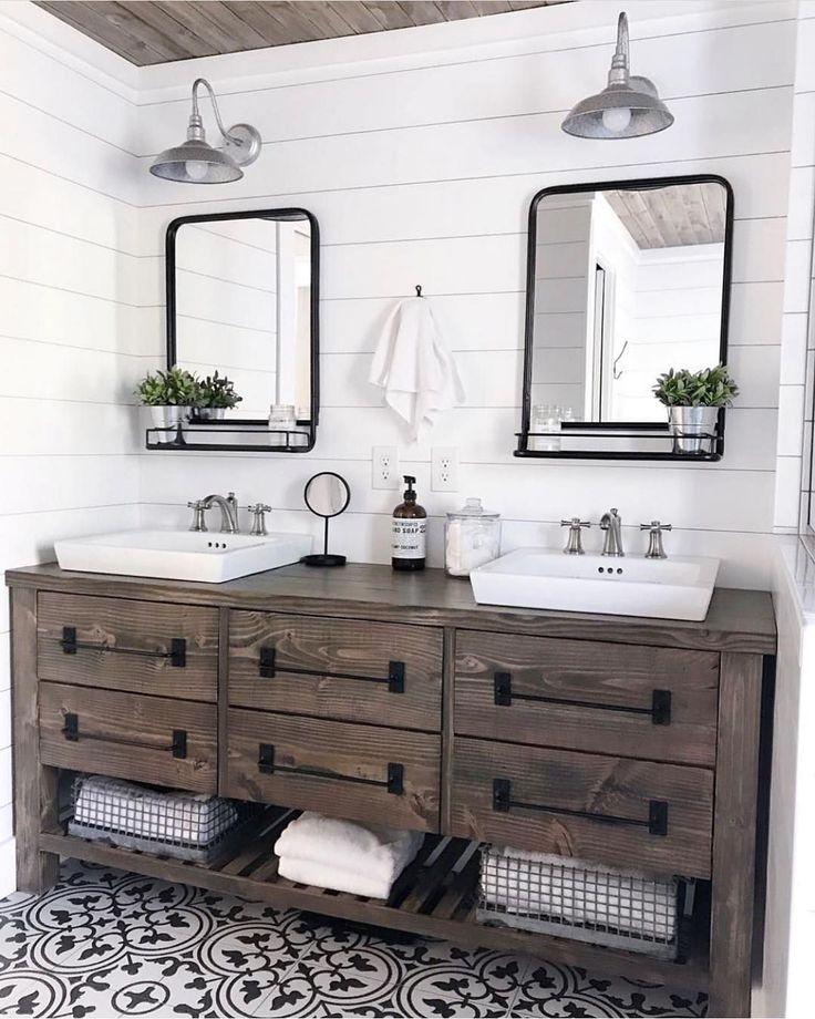60 Gorgeous Bathroom Countertops Ideas That Make Your Bathroom Look Elegant –