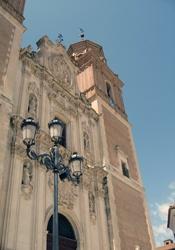 Velez Rubio Church