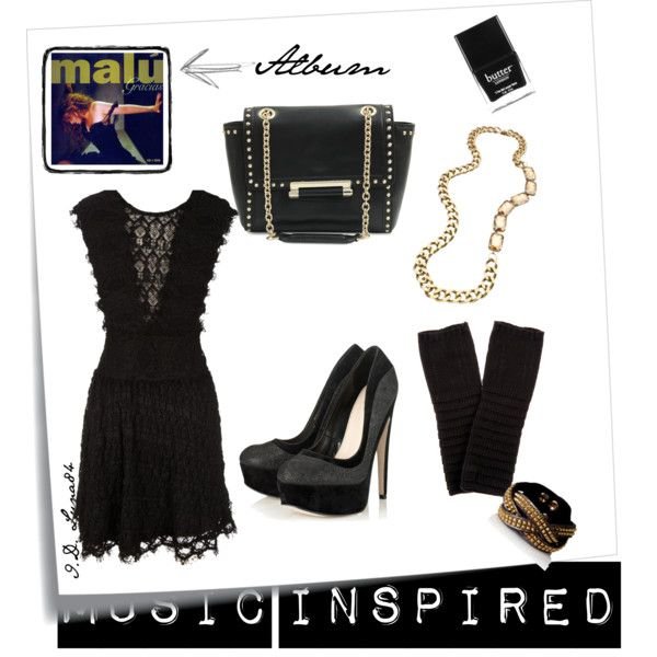 """Malú, Gracias"" - New Year's Eve Inspiration  Read the post >> http://litalospagnola.blogspot.it/2014/01/i-look-ispirati-ai-dischi-new-years-eve.html #music #fashion #Italy #Spain"
