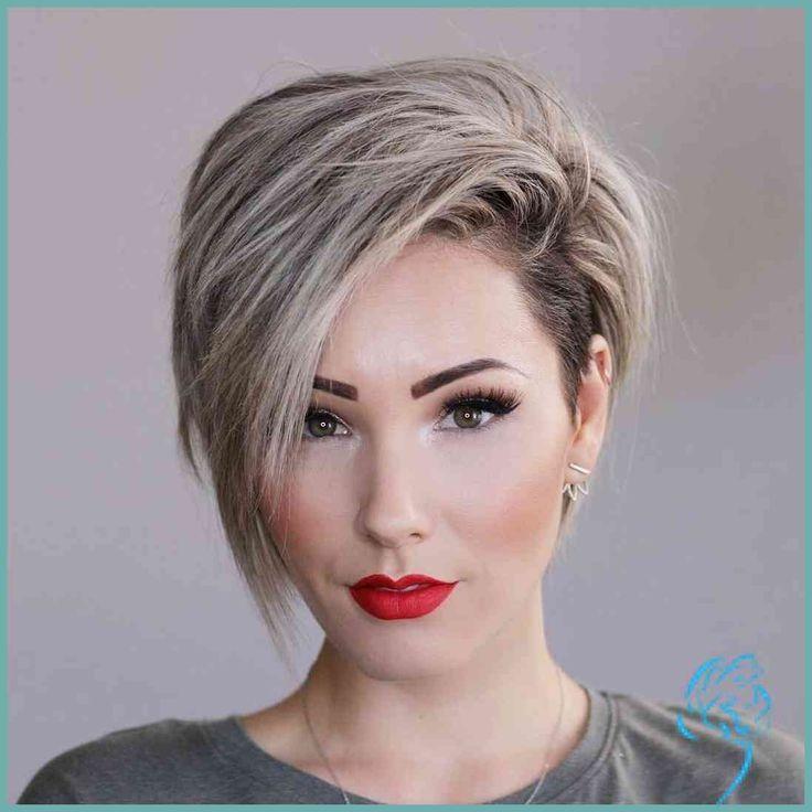 10 Neue Kurze Frisuren Für Dickes Haar Frauen Haarschnitt Ideen