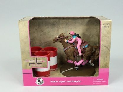 Fallon Taylor barrel racer rodeo toy