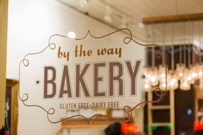 By the Way Bakery-NYC's newest gluten free (and DAIRY-FREE!) Bakery