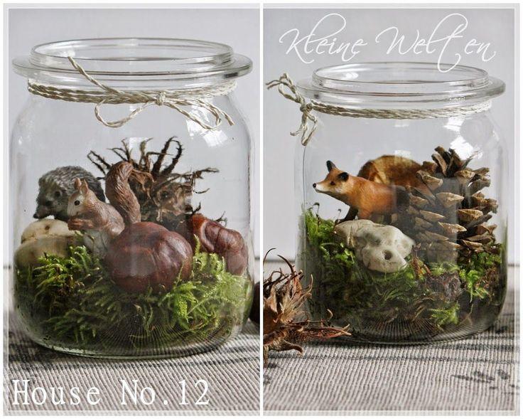 Tischdeko naturmaterialien herbst  Die 25+ besten Herbstkränze Ideen auf Pinterest | Danksagung ...