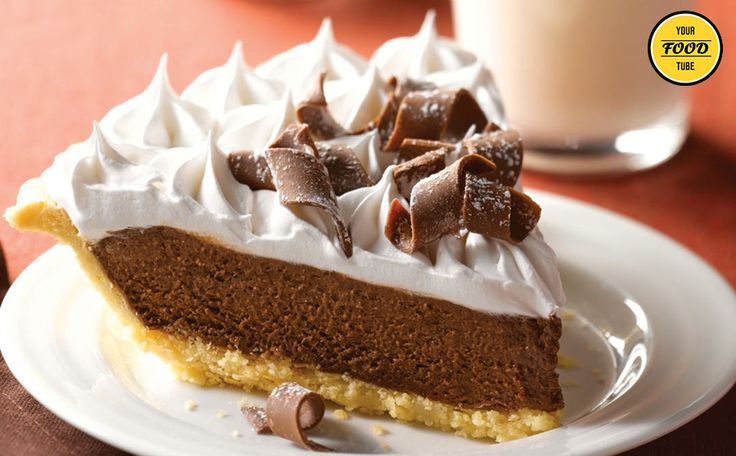 Checkout the best french silk pie recipe on the net! Once you try this delicious American dessert, you will ask for more!