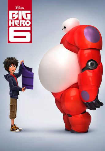 Big Hero 6 (2014) movie trailers, posters, wallpapers, film facts, ratings, cast, crew, and similar movies.:
