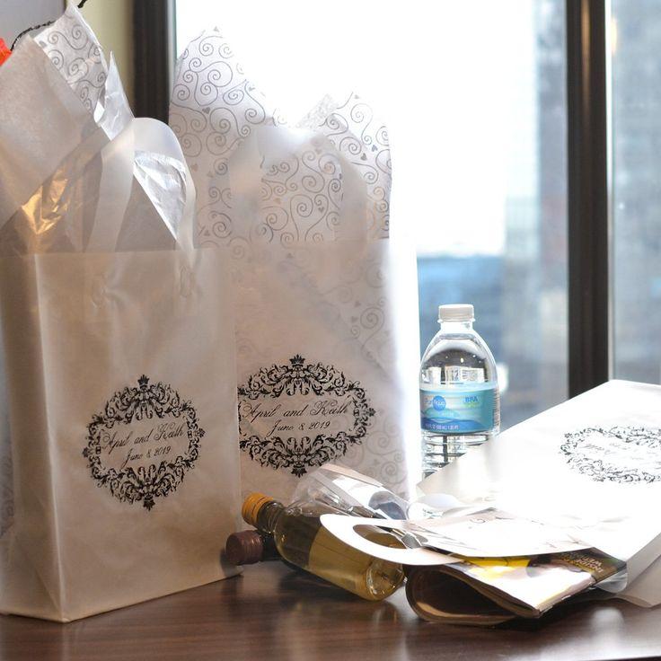 Wedding Gift Bag Itinerary : ... Wedding Gift Bags on Pinterest Wedding welcome bags, Welcome bags