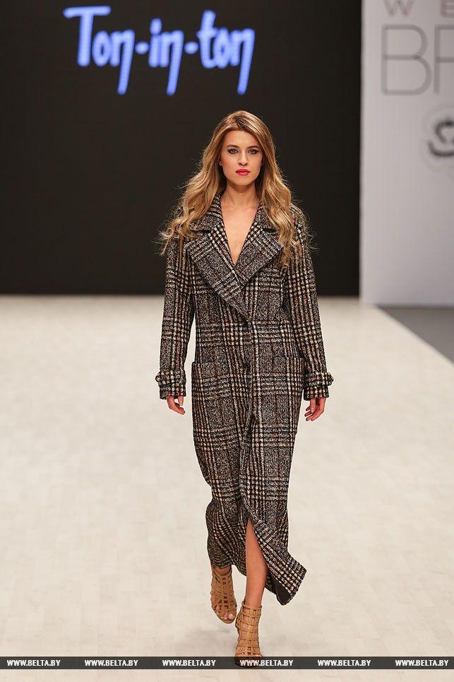 ФОТОРЕПОРТАЖ: 13-й выпуск Недели моды стартовал в Минске