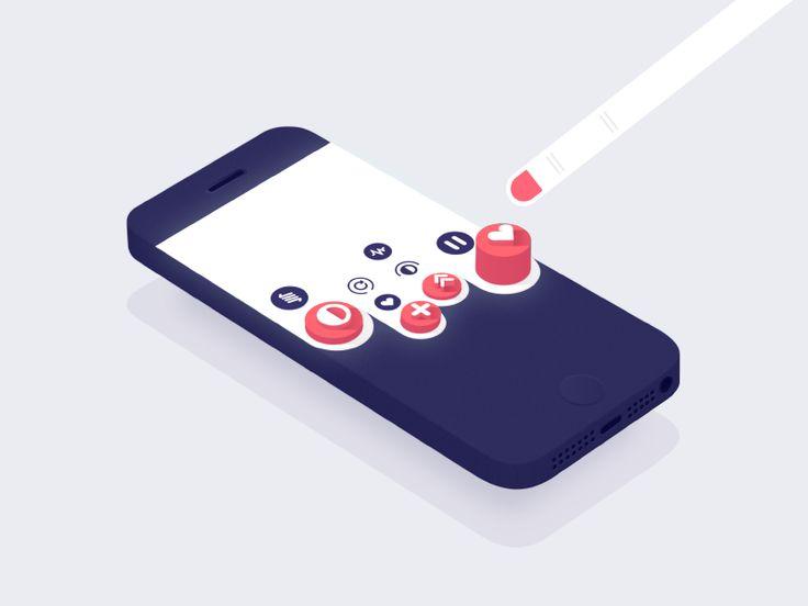 UUUU iOS game by Nina Geometrieva