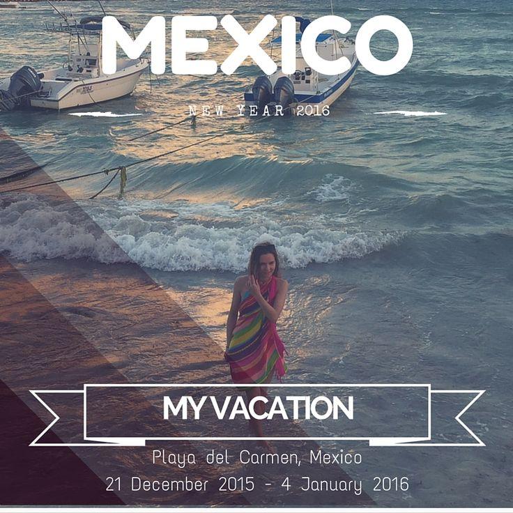 Мексика Плайя дель Кармен Канкун Блог Mexico Playa del Carmen