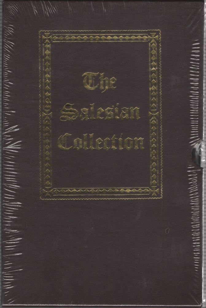 The Salesian Collection 3 Books The Harvest, Poems Of Joy, Poems to Cherish New