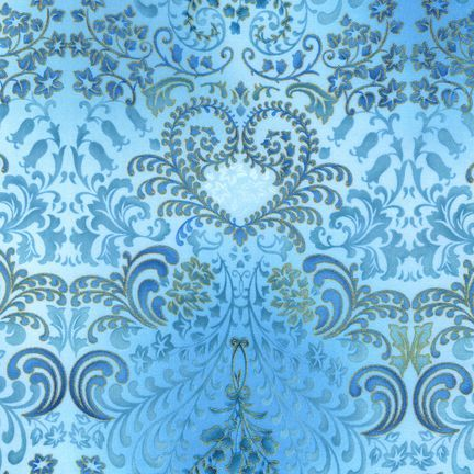 Robert Kaufman Fabrics: APTM-5574-216 CLOUD by Peggy Toole from Fusions® 5574