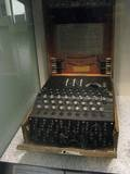 WW2 communication  the Enigma machine