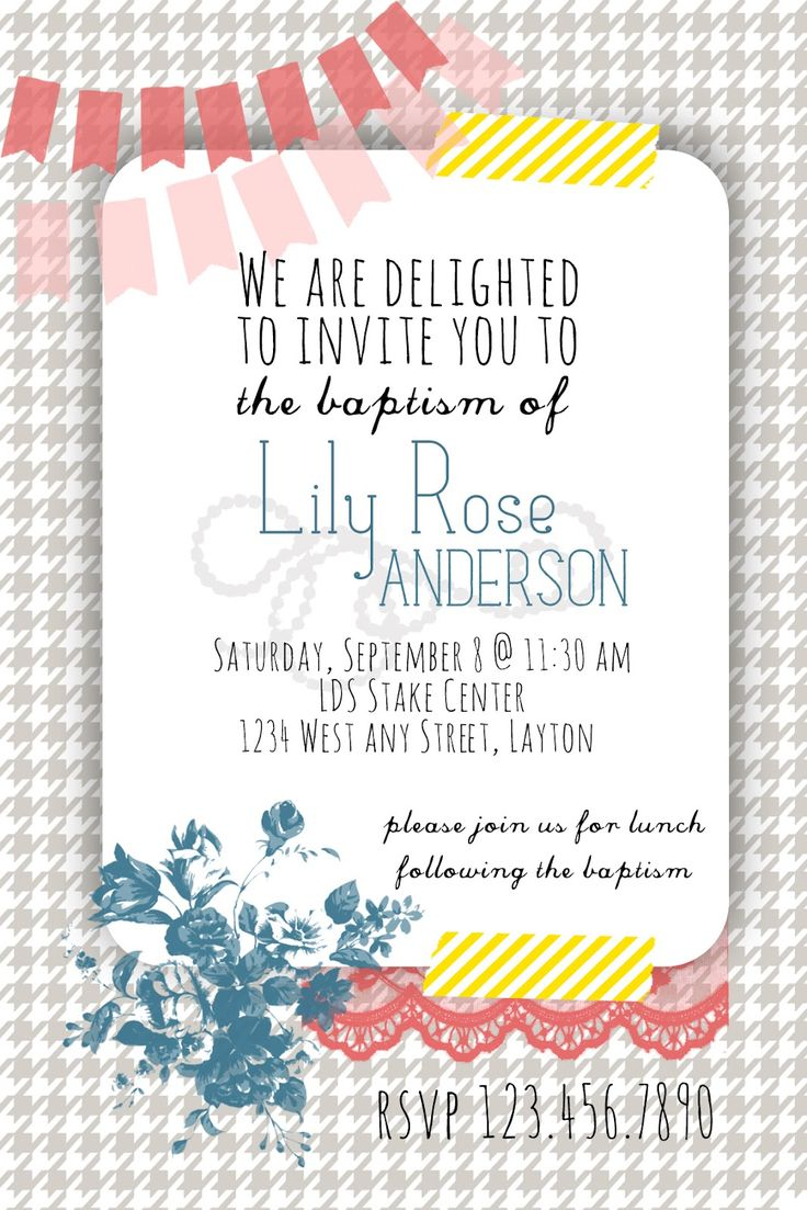 love notes by lauryn: free blank customizable invite