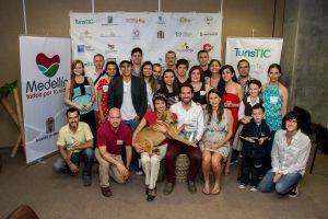 Medellín recibió a los Bloggers de Viaje de Colombia #TurisTIC