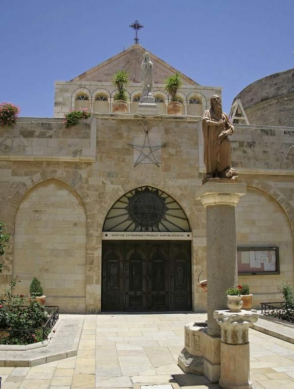 In Photos: The Birthplace of Jesus | Bethlehem Church of the Nativity | LiveScience I will go someday!